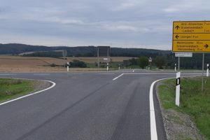 Laubacher Kreuz